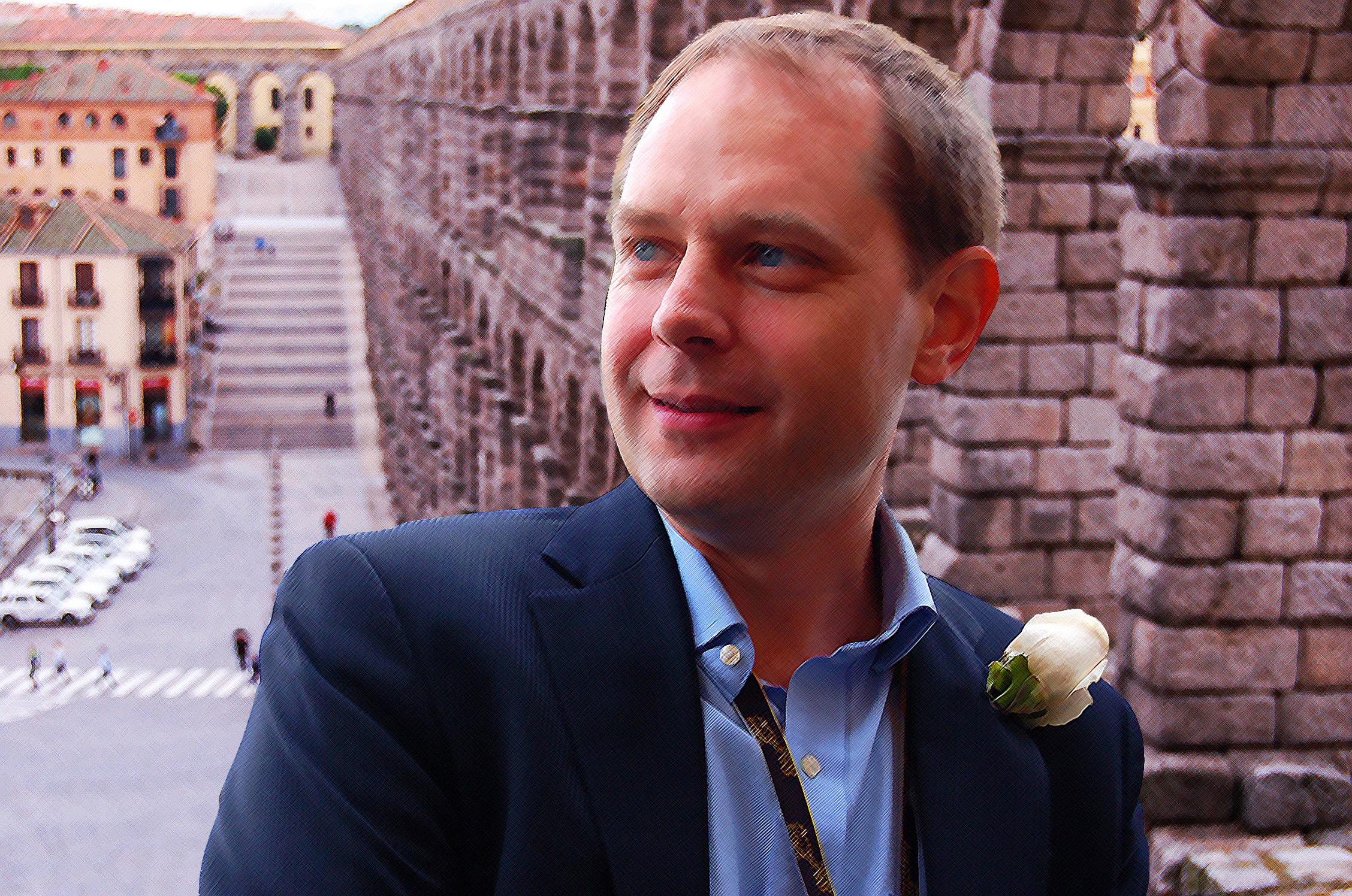 Rolf Strom-Olsen